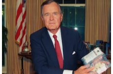 No More Lip Service for George H. W. Bush (Part I)