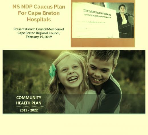 CBRM Council Part Two: Health Check