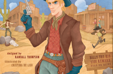 "Cover ""Get Billy the Kid!"" by Caper Games"