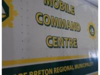 CBRM Mobile Command Centre (Source: CBC)
