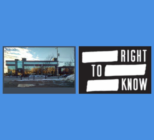Okay, Stop: Right to Know Week Edition