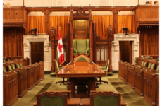 Canadian House of Commons. (Photo by Sam [CC BY 2.0 (https://creativecommons.org/licenses/by/2.0 via Wikimedia Commons