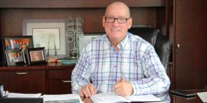 Membertou Chief Terry Paul (Source: Membertou website http://www.membertou.ca/)