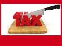 Tax Cut, Schmax Cut