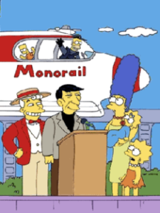 Marge versus the Monorail