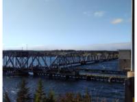 Grand Narrows rail bridge, Cape Breton. (Spectator photo)