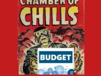 Monster, Chiller, Horror Budget