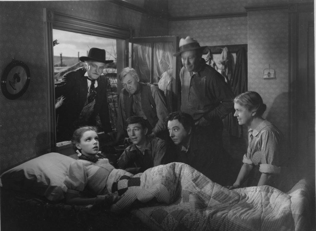 Judy Garland as Dorothy, Wizard of Oz, 1939.