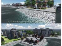 Detail from Ekistics Sydney Harbourfront Conceptual Vision & Design