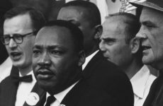 Dr. Martin Luther King, August 28, 1963. Photo by NARA - National Archives, CC0, By NARA https://commons.wikimedia.org/w/index.php?curid=60402418https://commons.wikimedia.org/w/index.php?curid=60402418