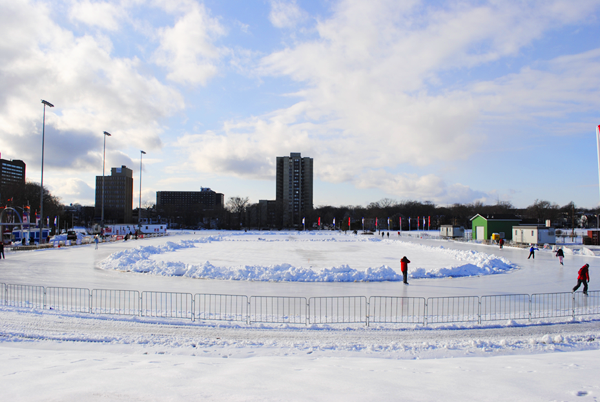 Skating oval, Halifax