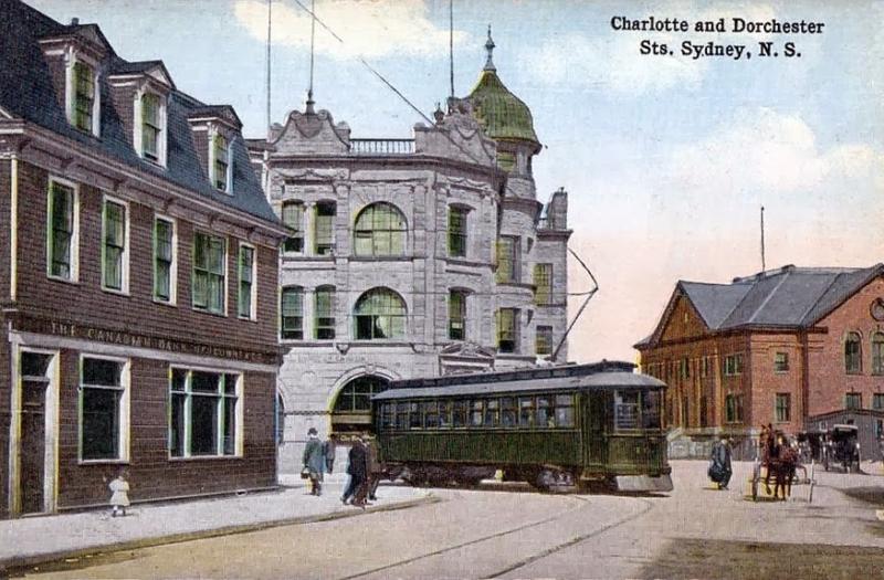 Sydney Nova Scotia tram