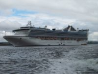 The Grand Princess cruise ship in happier times, 2007. (Photo by Teh tennisman / CC BY-SA https://creativecommons.org/licenses/by-sa/3.0 via Wikimedia Commons
