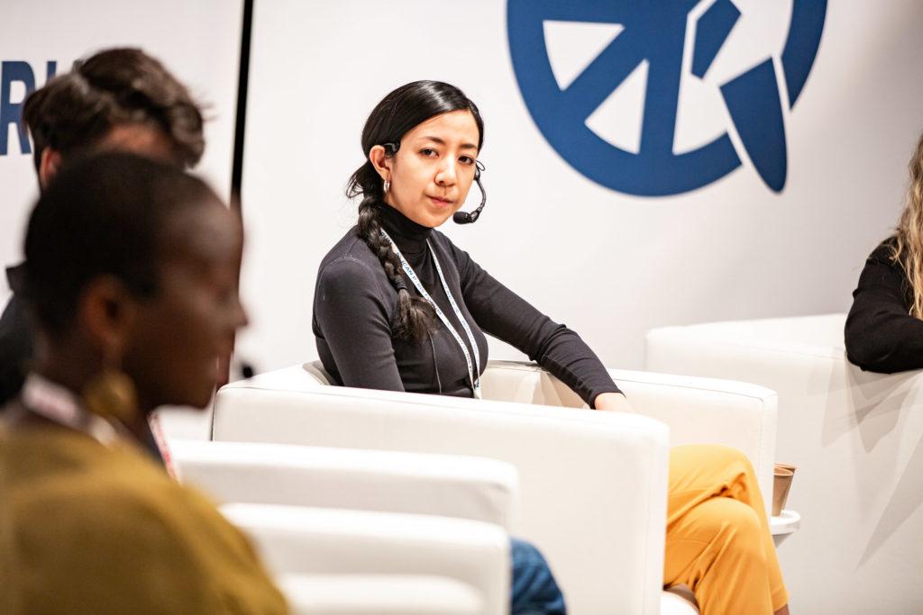 Catherine Killough, ICAN Paris Forum