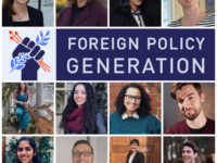 Foreign Policy Generation