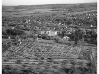 Kentville Sanitorium and area. (Richard McCully Aerial Photograph Collection, NS Archives, 1931)