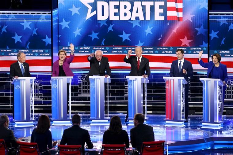 Democratic Debate, Nevada