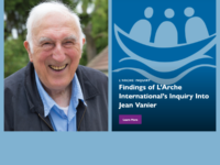 Jean Vanier's Feet of Clay