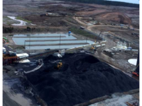 Aerial view Donkin Mine. (Source: Morien Resources)