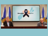 Premier Stephen McNeil and Dr. Robert Strang, COVID-19 Update, 29 April 2020