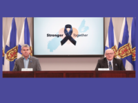 Premier Stephen McNeil and Dr. Robert Strang, COVID-19 Update, 23 April 2020
