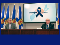 Premier Stephen McNeil and Dr. Robert Strang, COVID-19 Update, 22 April 2020