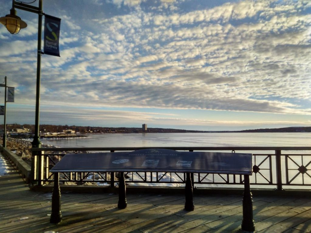 The Boardwalk, CBRM. (Spectator photo)