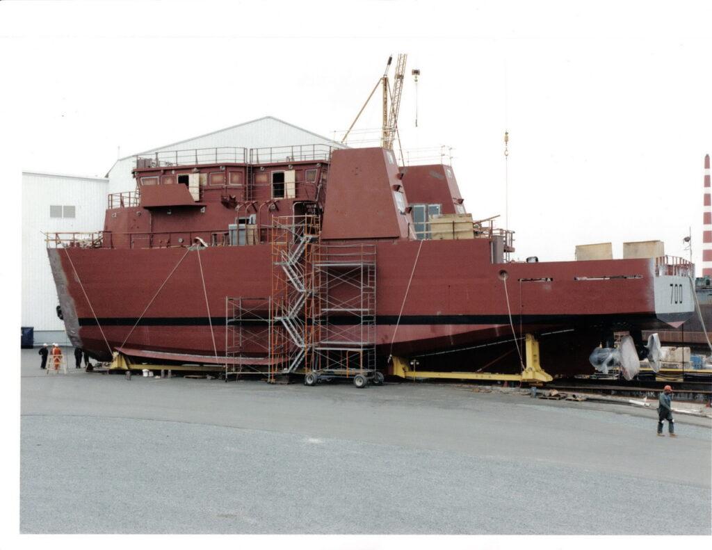 Maritime Coastal Defence Vessel (MCDV)