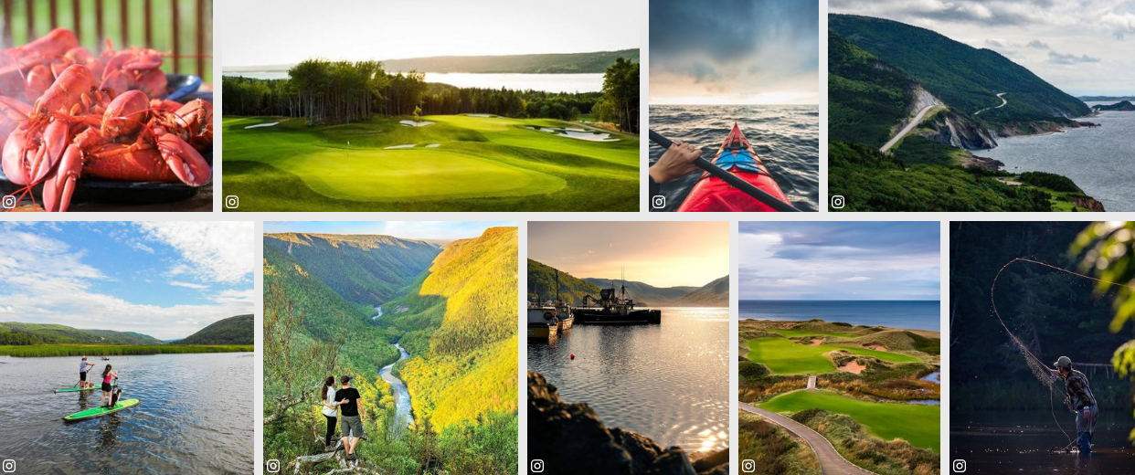 Cape Breton tourism pictures