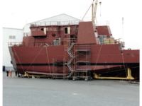 Canada's Kingston-class Jack-of-all-Trades Vessels