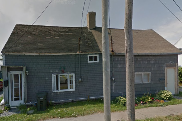 21/23 Row Street, Glace Bay (Google Street View August 2012)