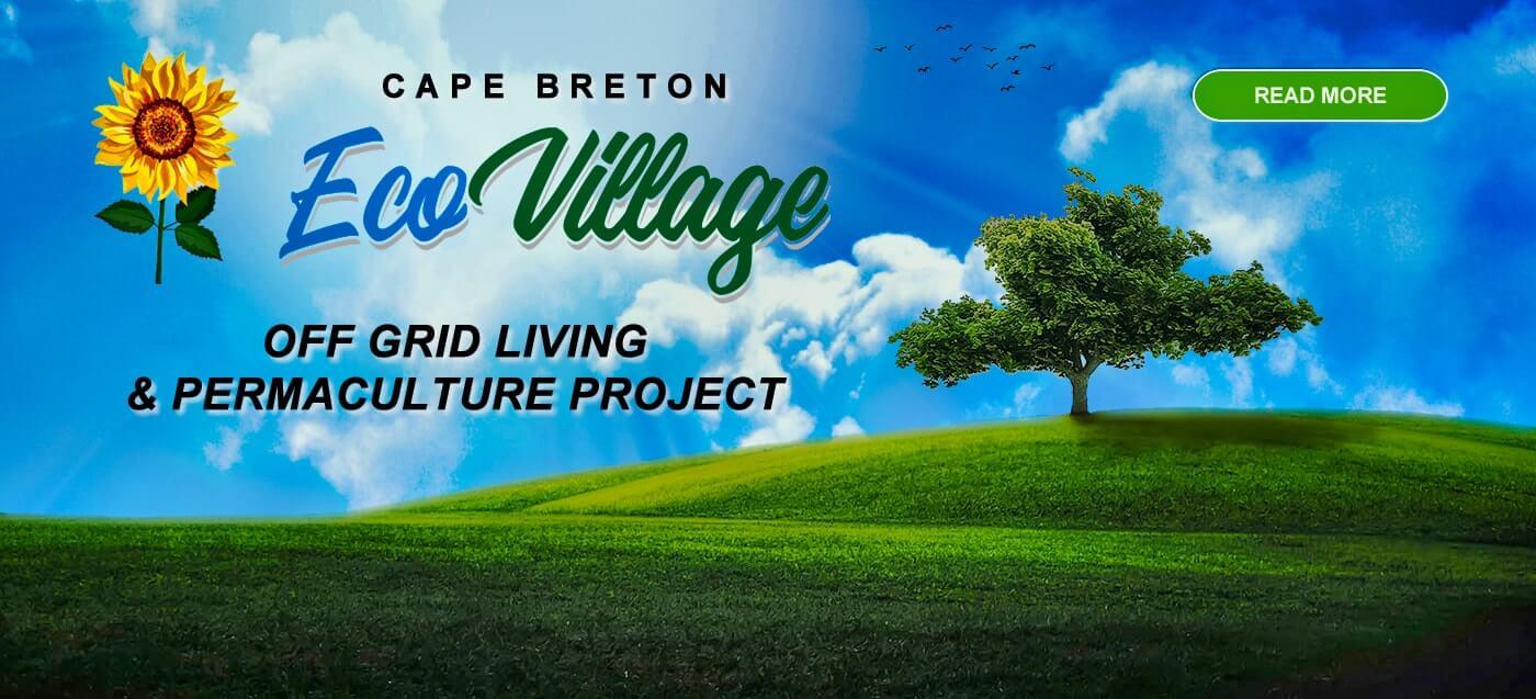 Cape Breton Eco Village