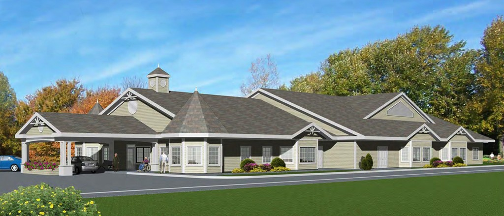 Proposed 10-bed Hospice Residence for Cape Breton Regional Hospital