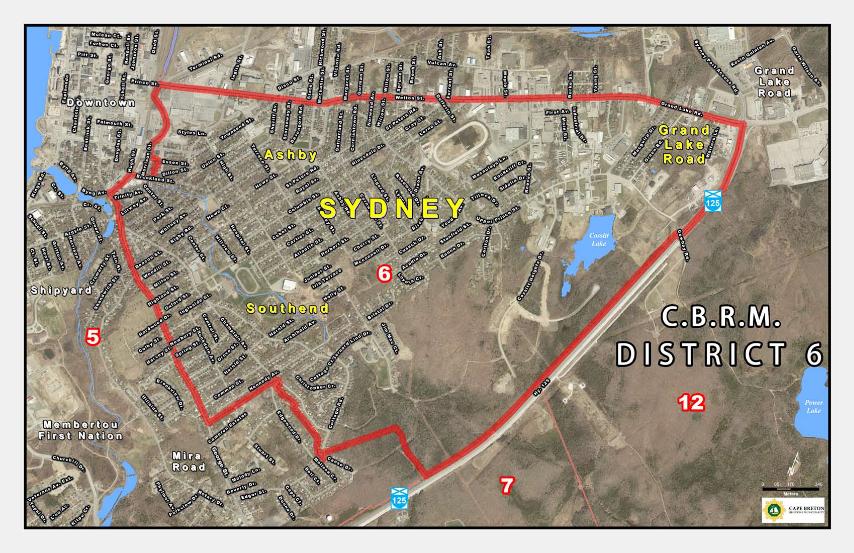 CBRM District 6