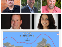 CBRM District 1 candidates, 2020 municipal elections