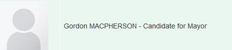 Gordon MacPherson