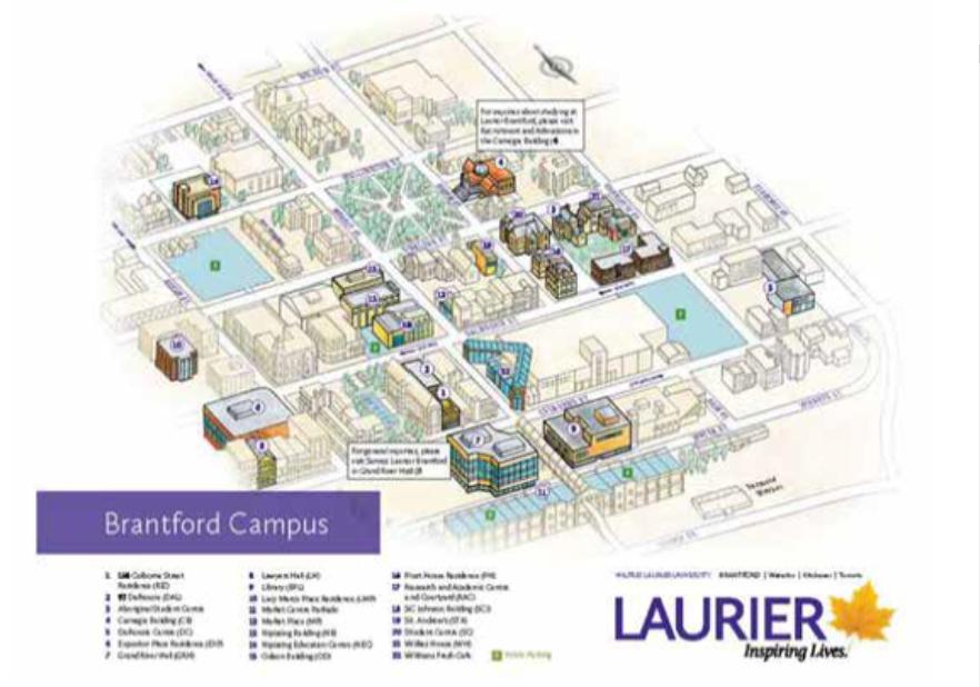 Wilfred Laurier University - Brantford Campus