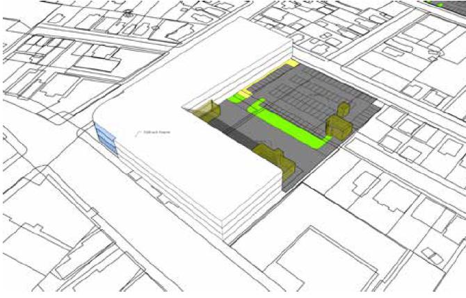 Site 4 North End Sketch