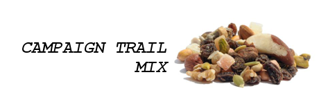 Campaign Trail Mix logo