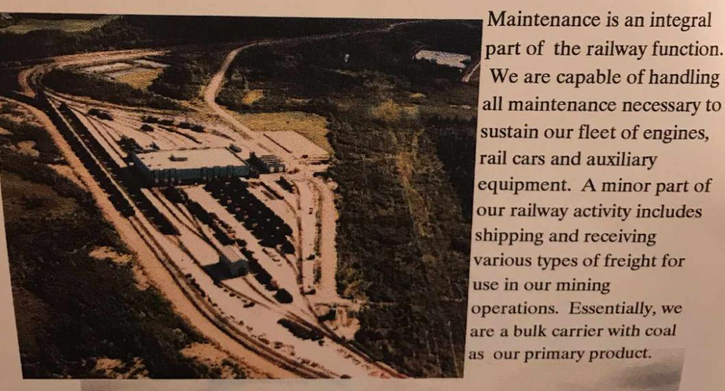 Excerpt from Devco promotional materials, early 1990s