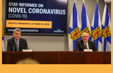 NS COVID-19 Update for 28 October 2020