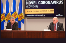 NS COVID-19 Briefing for 24 November 2020