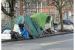 Homeless encarmpment, Northeast Portland (Photo by