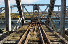 Grand Narrows Swing Bridge, CB (Source: Hatch)