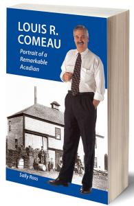 Louis R. Comeau bio