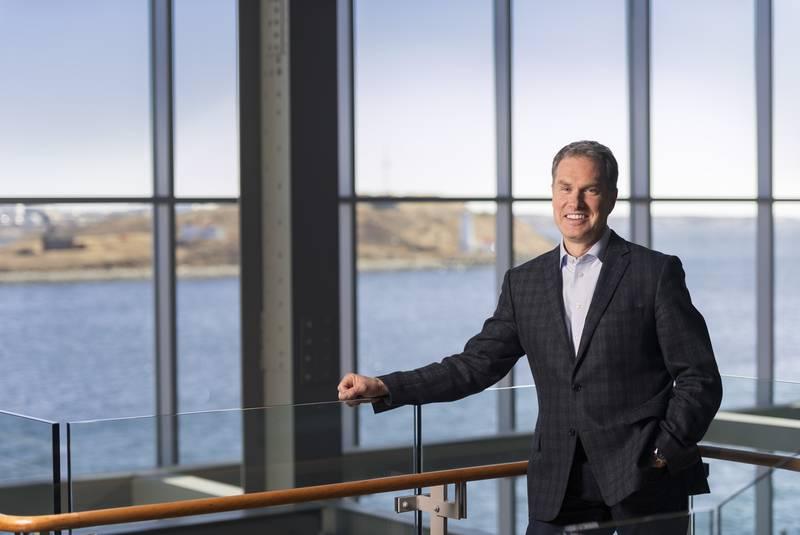 Emera Inc. CEO Scott Balfour