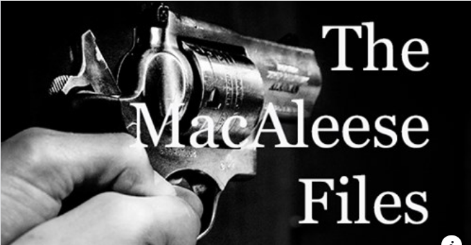 Logo from The MacAleese Files