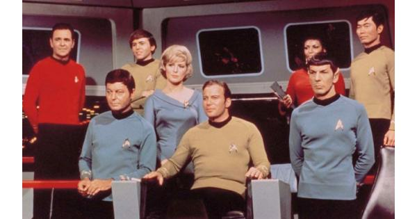 Cast of Star Trek, the original series