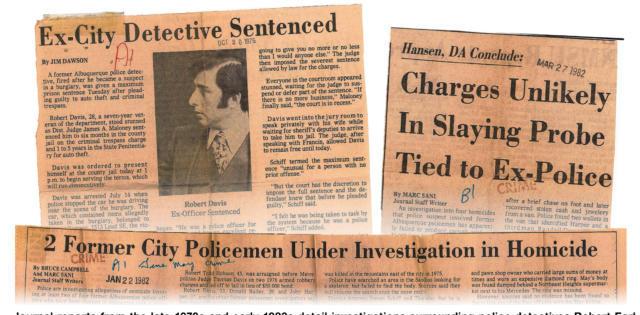 Albuquerque Journal headlines