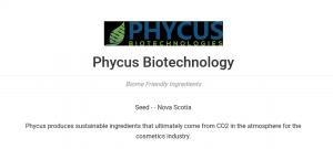 Phycus Biotechnologies Inc